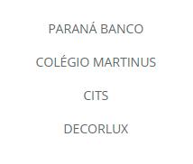 CLIENTES 1 - BEL AGUA MINERAL CURITIBA